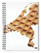 Nederland Stroopwafelland Spiral Notebook