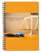 Need Accident Lawyer In Brampton With Successbusinesspages? Spiral Notebook