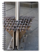 Needle  Spiral Notebook