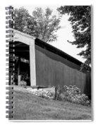 Neet Covered Bridge Spiral Notebook