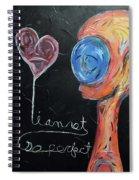 Negative Affect Spiral Notebook