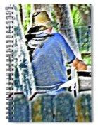 Neighborhood Gardener 2 Spiral Notebook