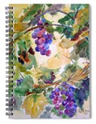 Neighborhood Grapevine Spiral Notebook