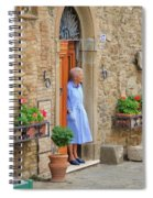 Neighborhood Watch Spiral Notebook
