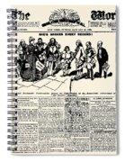 Nellie Bly (1867-1922) Spiral Notebook