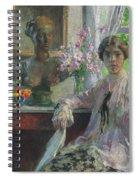 Nellie Kabel Spiral Notebook