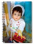 Nells New Purse Spiral Notebook