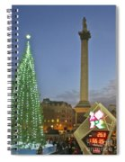 Nelson's Christmas Tree Spiral Notebook