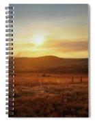 Nelspruit, South Africa Spiral Notebook