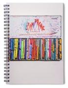 Neocolor II Spiral Notebook