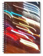 Neon 5a Spiral Notebook