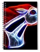 Neon Bronco Spiral Notebook