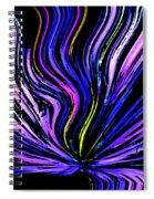Neon Spiral Notebook