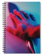 Neon Retrica Spiral Notebook