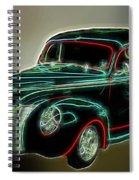 Neon Ride 3562 Spiral Notebook
