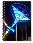 Neon Signs 1 Spiral Notebook