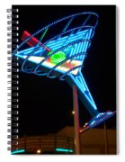 Neon Signs 4 Spiral Notebook