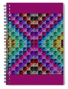 Neonbow Spiral Notebook