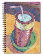 Nepalese Tongba, Jaand Or Millet Beer, Kathmandu, Nepal Spiral Notebook
