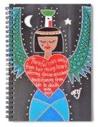 Nephthys Spiral Notebook