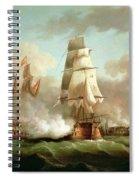 Neptune Engaging Trafalgar Spiral Notebook
