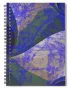 Neptune Illuminations Spiral Notebook