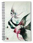 Neptunes Trio Spiral Notebook