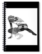 Neron Spiral Notebook