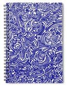 Nervous  Spiral Notebook