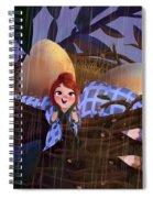 Nest Spiral Notebook
