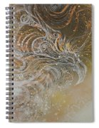 Nest Of The Pheonix Spiral Notebook