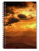 Nested Sun Spiral Notebook