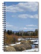 Nesting Grounds Spiral Notebook