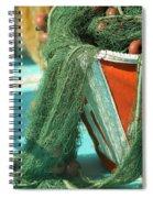 Nets Spiral Notebook