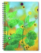 Nettles Spiral Notebook