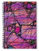 Networking Spiral Notebook