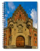 Neuschwanstein Castle Spiral Notebook