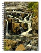 Nevada Falls 5 Spiral Notebook