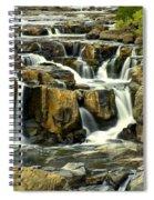 Nevada Falls Spiral Notebook