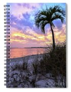 Never-ending Summer Spiral Notebook