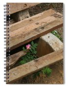 Never Fading Nature Spiral Notebook