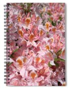 Neverending Azaleas Spiral Notebook