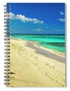 Neverending Paradise Spiral Notebook