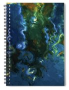 New Bedford Waterfront IIi Spiral Notebook