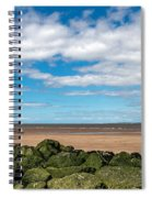 New Brighton Lighthouse  Spiral Notebook