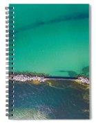 New Buffalo Michigan Spiral Notebook