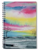 New Day Dawn  Spiral Notebook