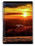 New  Day  Dawns Spiral Notebook