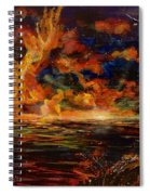 New Day Rising Spiral Notebook