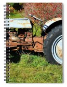 New England Ford Spiral Notebook